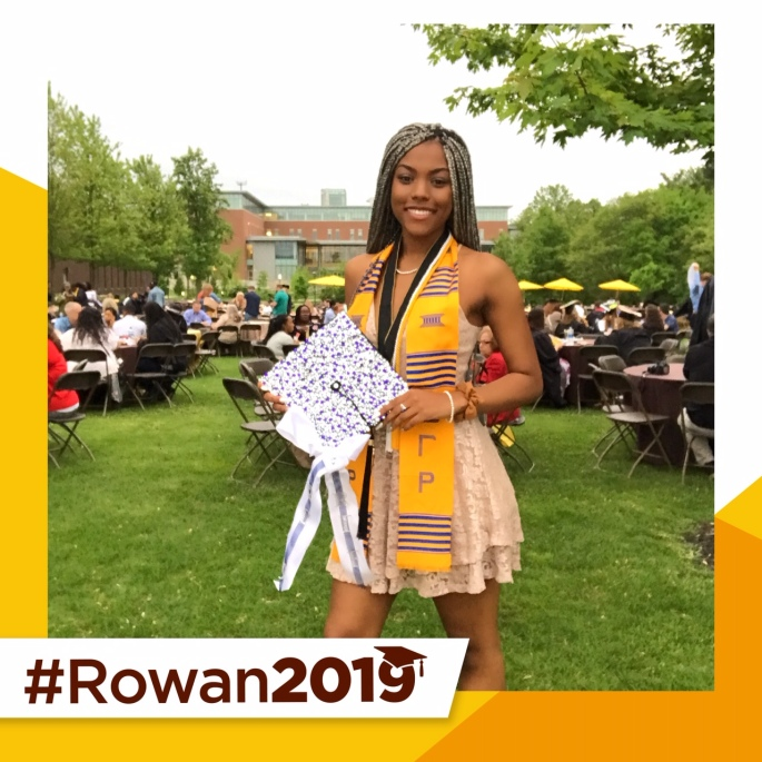 Rowan University Class of 2019 - University Commencement Exercises - Photo Booth - May 11, 2019