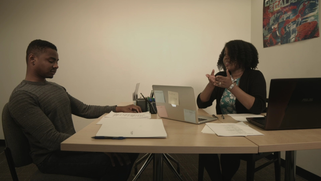 Negotiation Scene from Thug Motivation Short Film