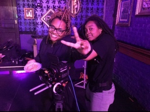 Live Live Crew and Camera