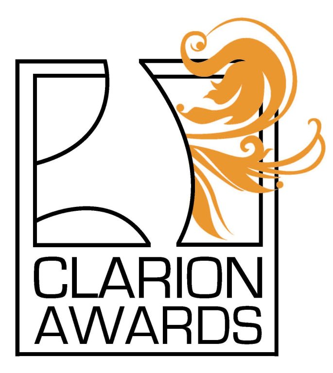 Clarion Awards Logo - Association for Women in Communications, WOMCOM, Graphic, Image